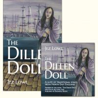The Dillen Doll CD AND BOOK DEAL