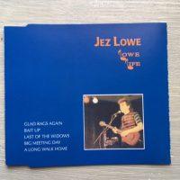 Jez Lowe EP
