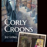 Crazy Pagan & Corly Croons- CD BOOK DEAL