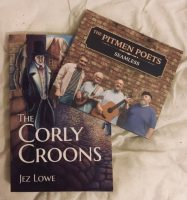 "Corly Croons CD and Book Deal* Inc. ""Seamless"" by The Pitmen Poets"